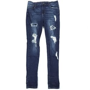 Cello Jeans - Cello Ripped Skinny Jeans
